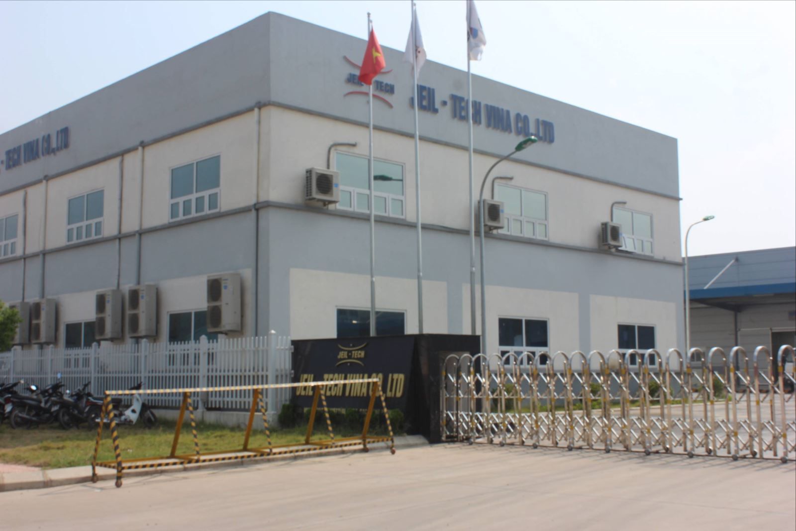 nhà máy sj tech